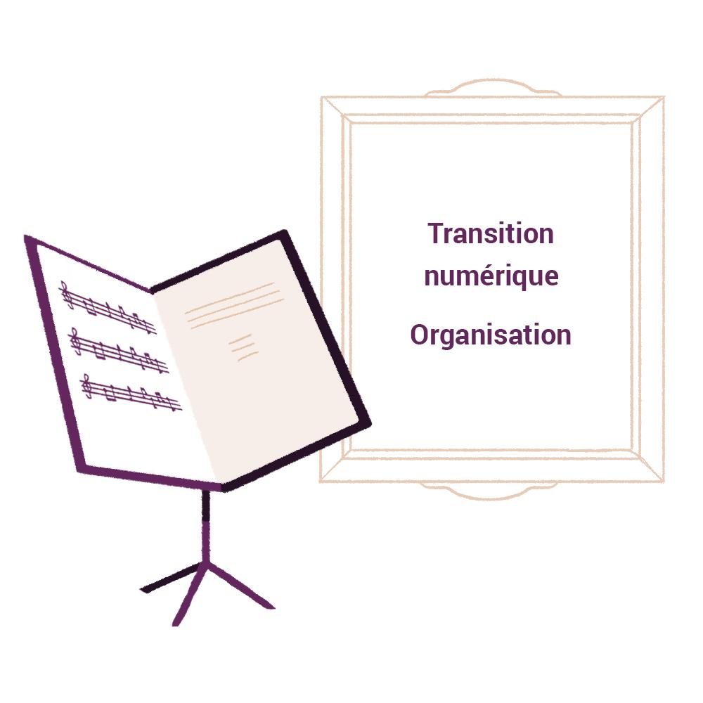 transition numérique organisation